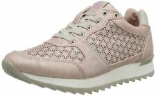 Mustang Ladies Low Top Sparkle Fashion Sneakers Trainers 1241-301-852