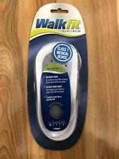 WALKFIT Walk Fit 1 paio di platino plantare Solette per Scarpe 38 EU/UK 5 con UK M 4