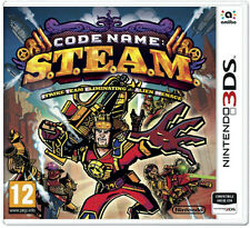 Code Name STEAM Nintendo 3DS IT IMPORT NINTENDO