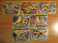 NM COMPLETE Pokemon PYROAR+YVELTAL+XERNEAS+ BREAK Card STEAM SIEGE 24-66-82/114