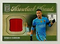 2019-20 Panini Chronicles Throwback Threads Jersey Neymar Jr FC Barcelona