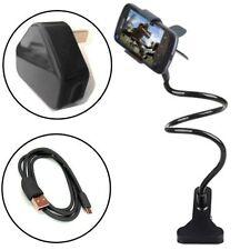 Soportes de color principal negro para teléfonos móviles y PDAs Garmin