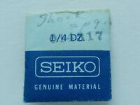 Genuine NOS Seiko 014217 Diashock Spring for Seiko Bellmatic 4006A, 6215, 6218