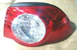 07-11 volkswagen EOS Right Rear Side TAIL LIGHT Assembly 1Q0 945 258 A LOC-133SW