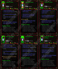 Diablo 3 RoS XBOX ONE [SOFTCORE] Full Primal Trag Ouls Avatar Necromancer Set