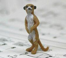Playful Meerkats - Hand Painted - Set of 4