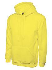 Unisex Classic Hooded Sweatshirt Casual Men's Hoodie Jumper Pullover Hoody Lot