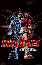 Incubus Make Yourself Album 2001 Poster 22 x 34.5
