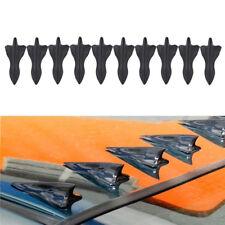 Shark Fin Diffuser Vortex Generator Universal Car Roof Spoiler Bumper Car Decor