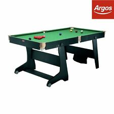 Riley 6ft Folding Snooker and Pool Table