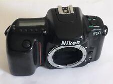 Nikon F50 35mm SLR Camera Body Great Students Camera