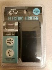 Electric USB Lighter Rechargeable Plasma Windproof Flameless Cigarette Lighter