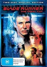 Blade Runner  - The Final Cut (DVD, 2007, 2-Disc Set)