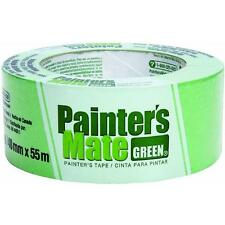 "1.88"" Painters Mate Tape ShurTech Brands667016 green,mulit-surface, no bleed 3PK"