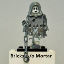 New Genuine LEGO Specter Minifig with Chain Series 14 71010