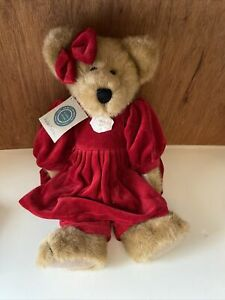 J B Bean and Associates Investment Collections Valentina Bear  Boyds bears