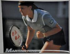 MARTINA HINGIS Sergio Tacchini Tennis Poster Vintage (177)