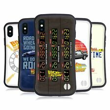 OFFICIAL BACK TO THE FUTURE I GRAPHICS HYBRID CASE FOR APPLE iPHONES PHONES