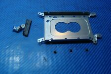 "Dell Inspiron 15.6"" 15-3565 Oem Hdd Hard Drive Caddy w/Connector Screws 51C9V"