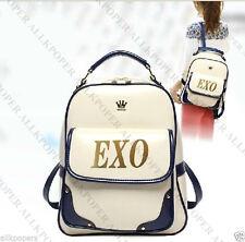 KPOP EXO Backpack SchoolBag XOXO Christmas Gift Sehun Preppy Style School Bag