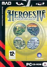 Heroes of Might and Magic IV 4 Brand New Sealed PC