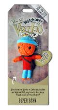 Watchover Voodoo Puppe Super Sohn -Schlüsselanhänger-Glücksbringer-neu+OVP !
