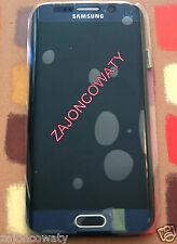 Genuino Negro Samsung SM-G925F Galaxy S6 Edge De Pantalla Amoled 2k Pantalla Lcd