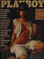 Playboy April 1977 | Lisa Sohm Jennifer Phoenix