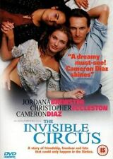 THE INVISIBLE CIRCUS CHRISTOPHER ECCLESTON CAMERON DIAZ EIV UK REGION 2 DVD NEW