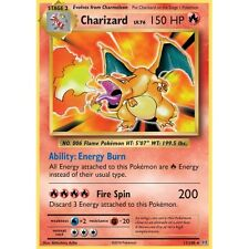 ~Pokemon Ultra Rare Reverse Holo Foil Charizard Card 11/108 XY Evolutions!