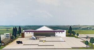 Nostalgic Airport set II Nostalgie Flughafen Set II 1:500 Herpa 513746