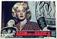 L'ASSO NELLA MANICA  FOTOBUSTA ORIGINALE