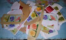 Belgique lot de 2x 100 timbres ① sur fragment pour récupération.