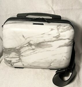 Calpak Carry On Small Case , Marble Black, Gray And White!