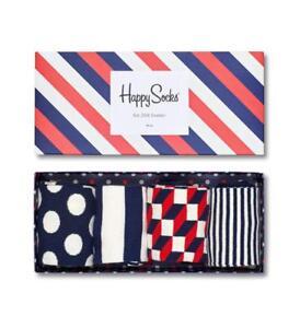 Happy socks Grand Points Cadeau Boite XBD09-6000 Points et Rayures