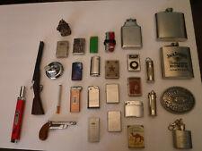 Vintage Cigarette Lighters Plus Extra's