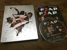 Fear 3 - UK Rare G2 Steelbook Edition PS3 Mint