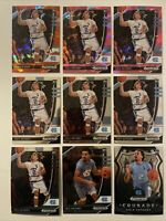 2020-21 Cole Anthony Prizm Draft Red Pink Ice Base 9 Rookie Card RC Lot