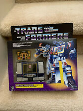 Transformers Vintage G1 Walmart Exclusive Decepticon Soundwave Reissue