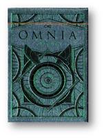 Omnia - Perduta Playing Tarjeta Puente Póquer Juego de Cartas Cardistry