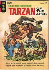 Tarzan Comic Book #142, Gold Key Comics 1964 FINE