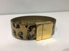 New - Pulsera Bracelet - ILCENTIMETRO - WildGlam Serval - Size S 18 cm