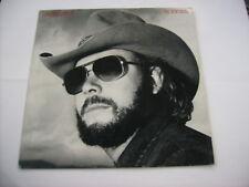HANK WILLIAMS JR. - THE NEW SOUTH - LP REISSUE VINYL EXCELLENT 1981 GERMANY