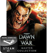 WARHAMMER 40,000 40000 DAWN OF WAR MASTER COLLECTION PC STEAM KEY
