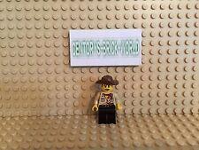 LEGO ® personaggio minifig Johnny Thunder #adv051 Set 7419 7413 7420