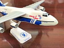 Antonov AN-124 Ruslan Condor airplane plastic model Polet Airlines 1/200 (RARE)