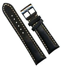 Breitling A20ba.1 acciaio inox Fibbia con Linguetta per 20mm Cinturino Orologio