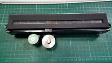 HP / AGILENT 8640A SIGNAL GENERATOR FREQUENCY RANGE SELECTOR / INDICATOR