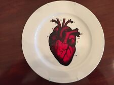 Steak through the heart plate BRITISH LIBRARY Terror + Wonder Gothic 14/15 rare