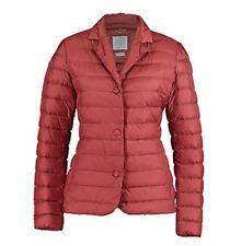 Geox Respira Rust Brown Padded Jacket Size UK-14 EU-42 RRP £175.00